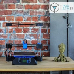 The no-compromise 3D printer kit