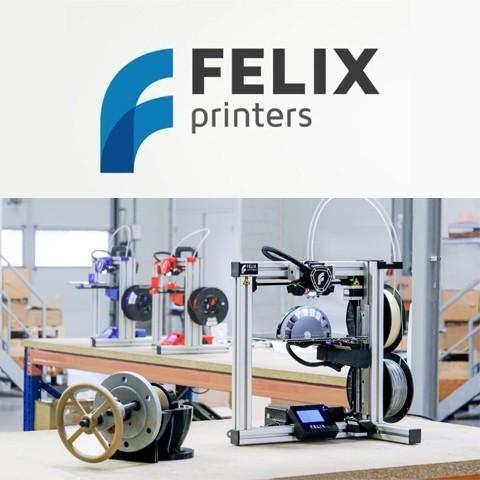 FELIX Tec 4 Impresoras 3D