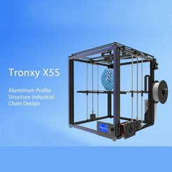 3D Printer Tronxy X5S High-precision