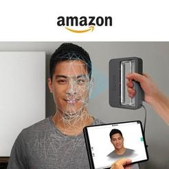 Código promocional en los escáneres de Amazon 3D