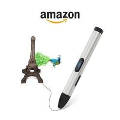 Código promocional en plumas 3D Amazon