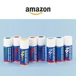 Código promocional en la pintura para la impresión en 3D de Amazon