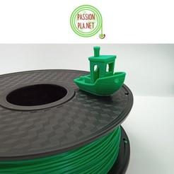 Passion PLA - filamentos para impresión 3D