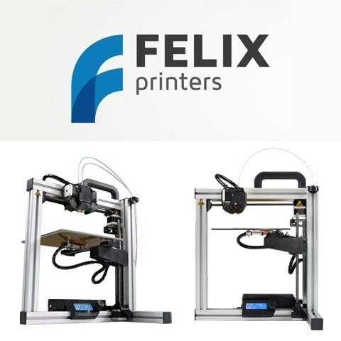 Imprimantes 3D Felix 3 Series