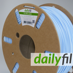 Dailyfil PLA & ABS 1.75mm et 3mm Filaments