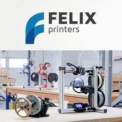 Imprimantes 3D FELIX Tec 4