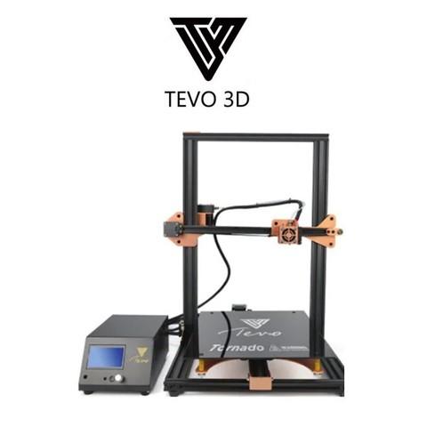 TEVO Tornado Imprimante 3D à cadre entièrement en aluminium déjà montée