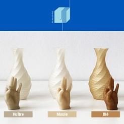 Francofil - filaments pour impression 3D