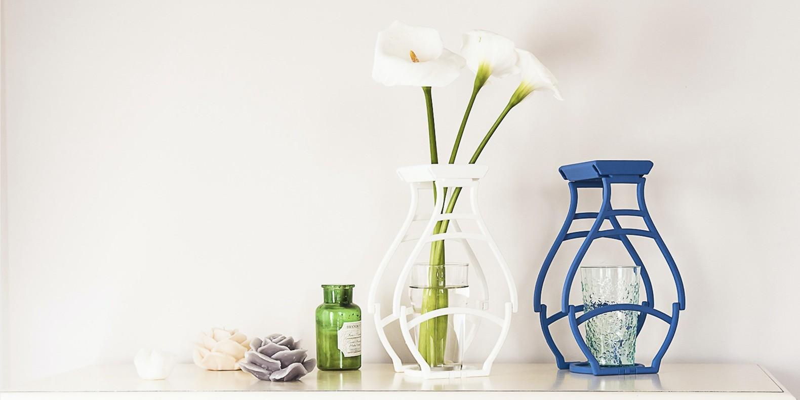 3d print file emergency vase