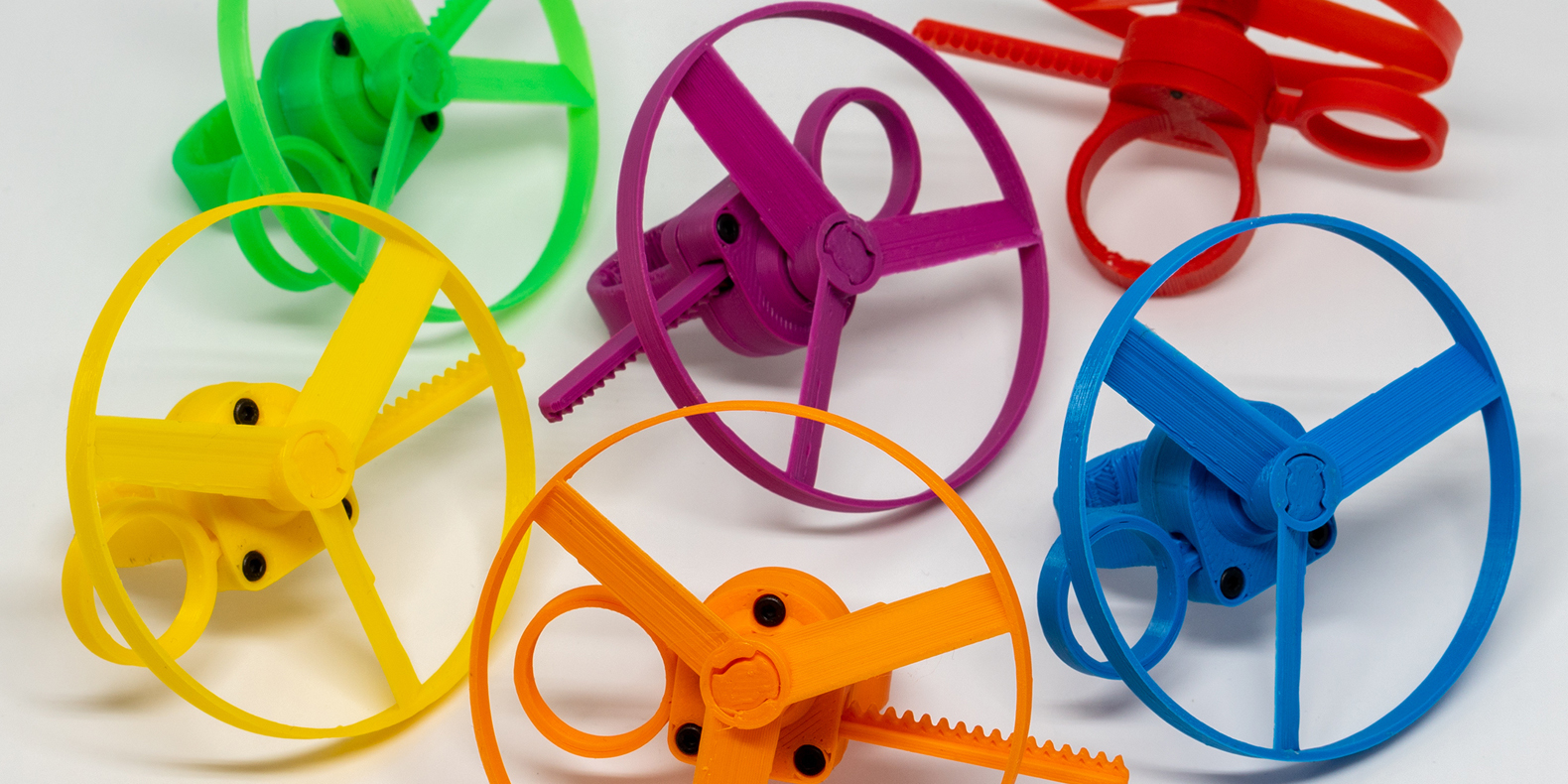 3d print file pull copter ring