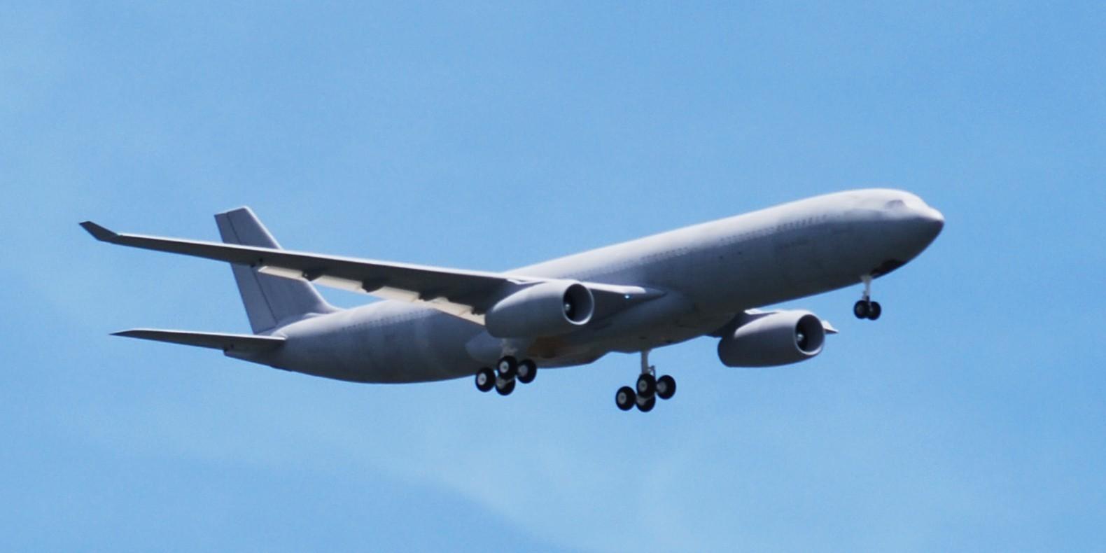 fichier stl A330-300 télécommandé à l'échelle 1/30